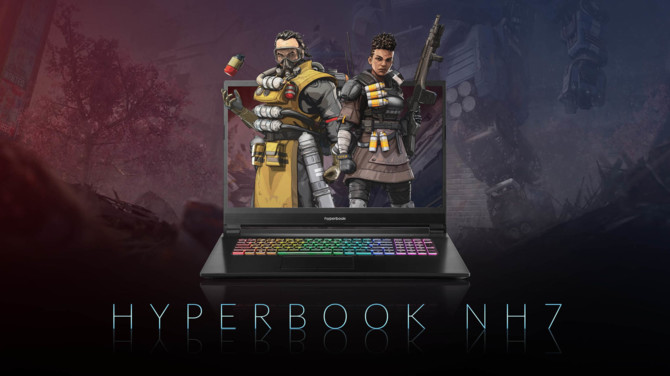 Nowe laptopy Hyperbook z kartami GeForce GTX 1650 i GTX 1660 Ti [1]
