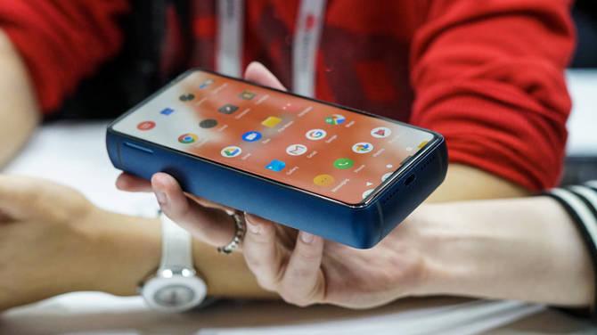 Smartfon Energizer ogromną klapą. Firma zebrała 1% funduszy [1]