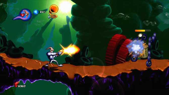 Earthworm Jim powraca. Twórcy oryginału tworzą nową odsłonę [1]