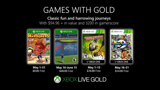 Games With Gold na maj 2019: Marooners, Comic Jumper... [1]