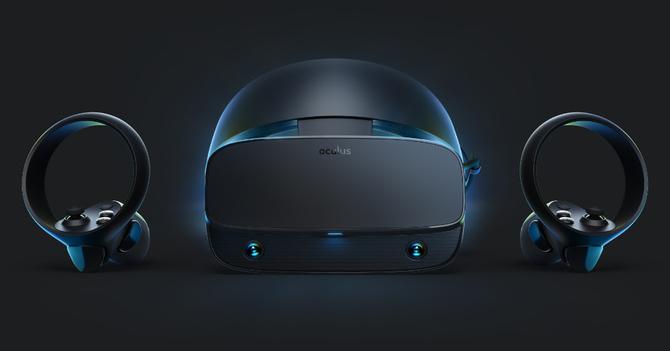 Oculus Quest i Oculus Rift S zaprezentowane oficjalnie [1]