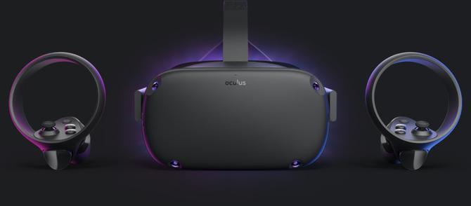 Oculus Quest i Oculus Rift S zaprezentowane oficjalnie [2]