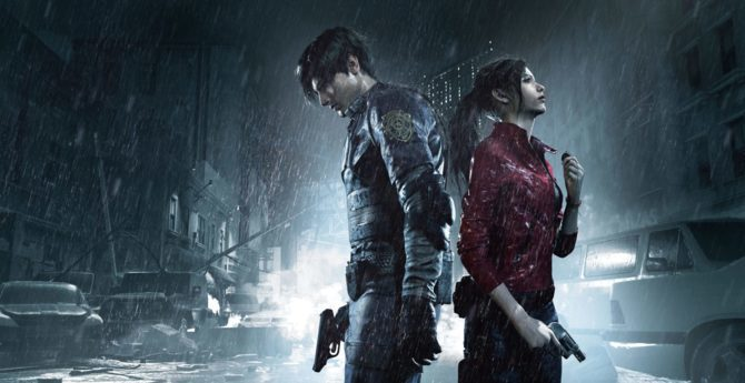 Resident Evil 2 bez zabezpieczenia Denuvo generuje 12 fpsów więcej  [1]