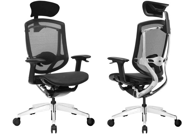 SPC Gear EG950 - Fotel ergonomiczny od polskiej marki  [1]