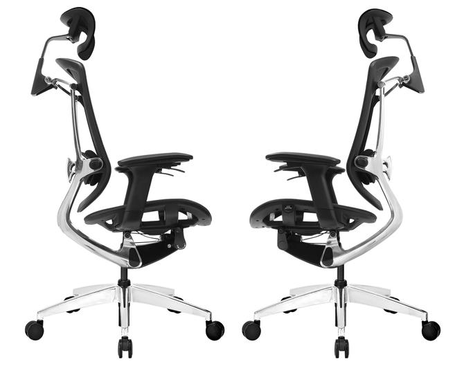 SPC Gear EG950 - Fotel ergonomiczny od polskiej marki  [2]