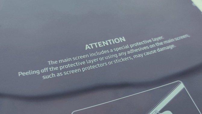 Samsung proponuje anulowanie zamówień na Galaxy Fold [2]