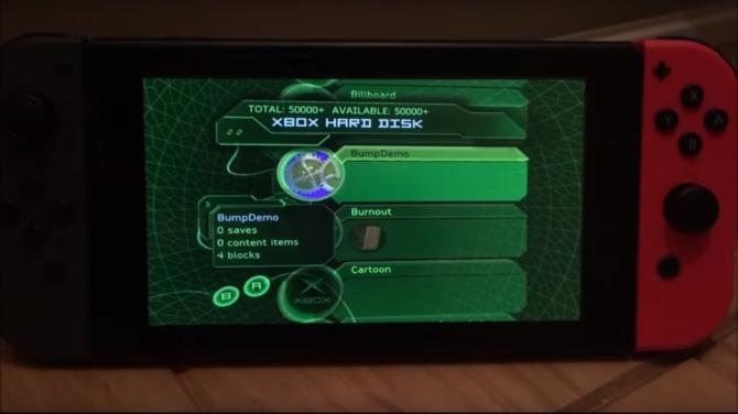 Udało się stworzyć emulator Xboksa na Nintendo Switch [1]
