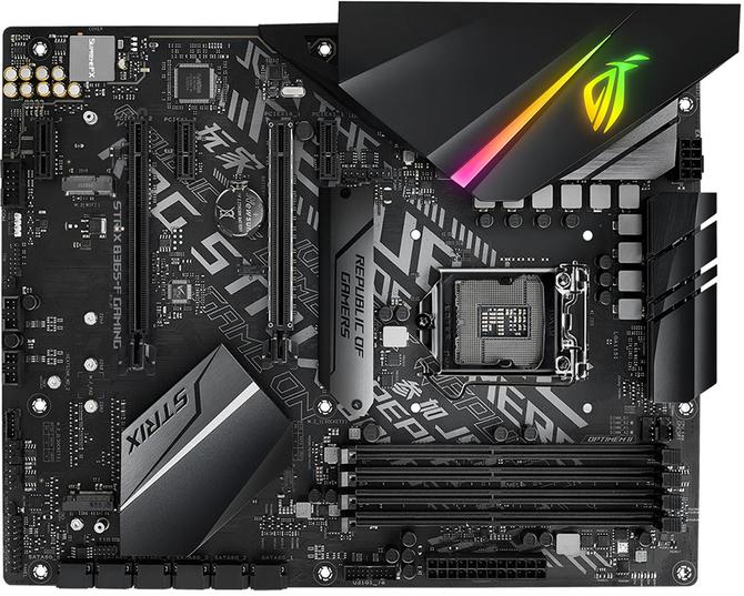 ASUS ROG Strix B365-F - Płyta główna ATX dla Intel Coffee Lake [1]