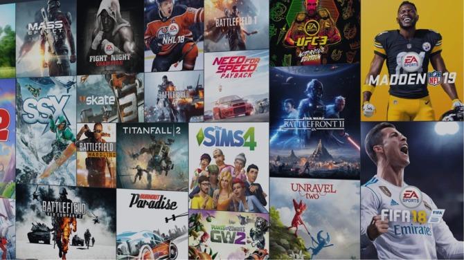 EA Access na Sony PlayStation 4 będzie dostępne od lipca 2019 roku [2]