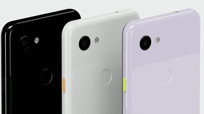 Google Pixel 3a i Google Pixel 3a XL - specyfikacja, ceny, dostępność [3]