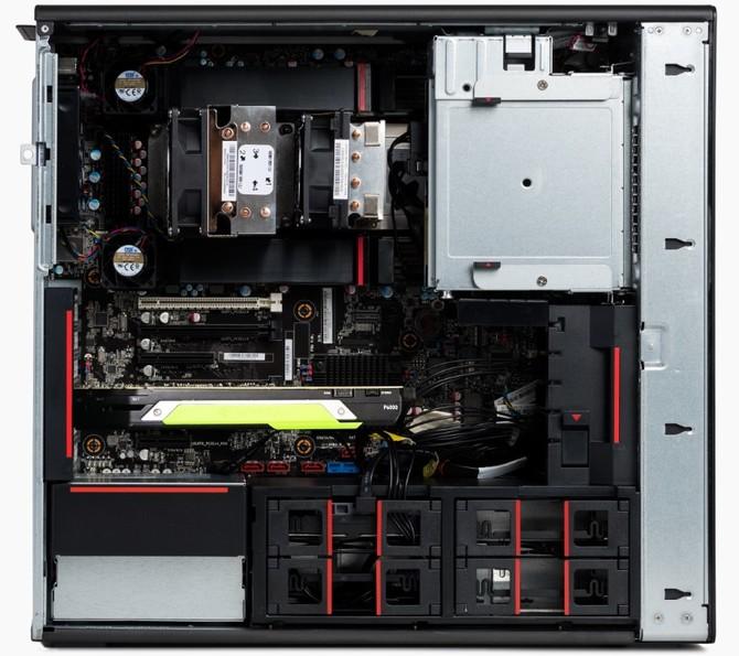 Lenovo ThinkStation P720 oraz P920 z Intel Xeon i Quadro RTX 8000 [3]