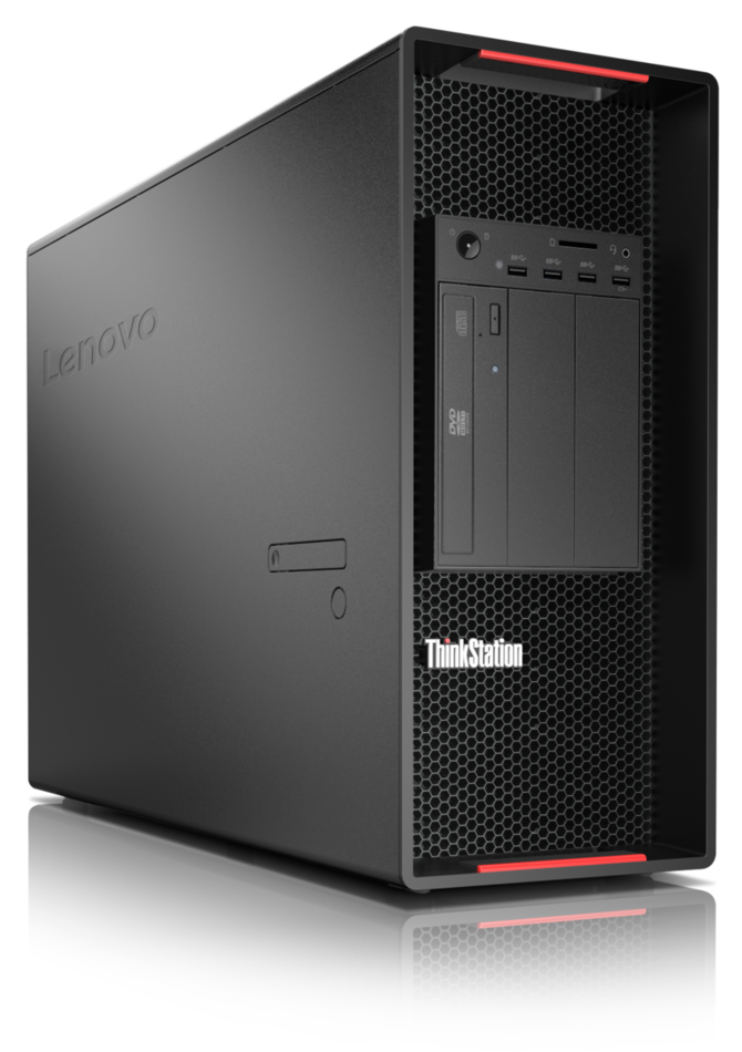 Lenovo ThinkStation P720 oraz P920 z Intel Xeon i Quadro RTX 8000 [4]