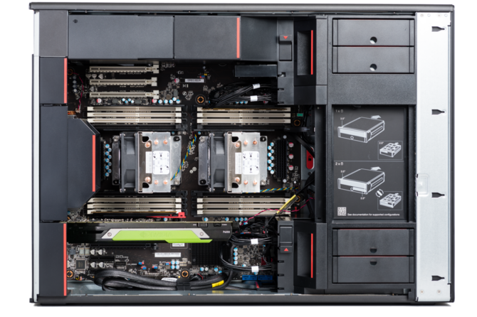 Lenovo ThinkStation P720 oraz P920 z Intel Xeon i Quadro RTX 8000 [5]
