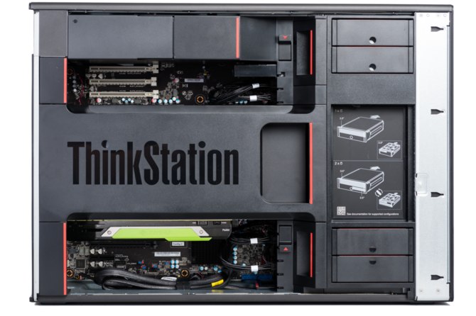 Lenovo ThinkStation P720 oraz P920 z Intel Xeon i Quadro RTX 8000 [6]