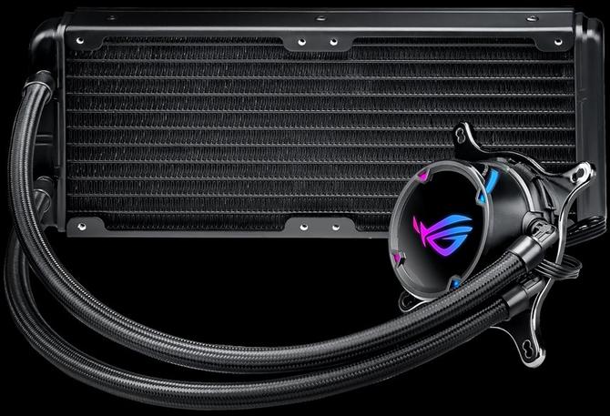 ASUS ROG Strix LC - Proste chłodzenia cieczą z RGB LED  [2]