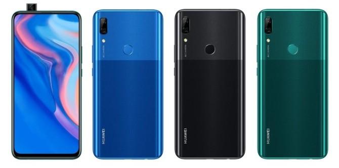 Huawei P Smart Z: Debiut smartfona z wysuwaną kamerą do selfie [1]