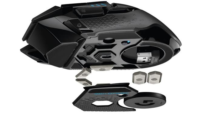 Logitech G502 - ceniona mysz debiutuje w bezprzewodowej wersji [1]