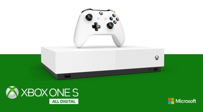 Xbox One S All-Digital Edition - polska cena, preorder i bonusy [3]