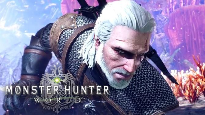 Monster Hunter World: wiedźmińskie zadanie wylądowało na PC [3]
