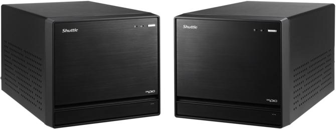 Shuttle SH370R8 - Barebone zdolny do obsługi Intel Core i9-9900K [1]