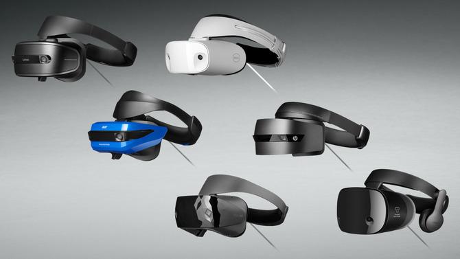 High-endowe headsety VR z lepszą o 60% sprzedażą w 2018 [1]