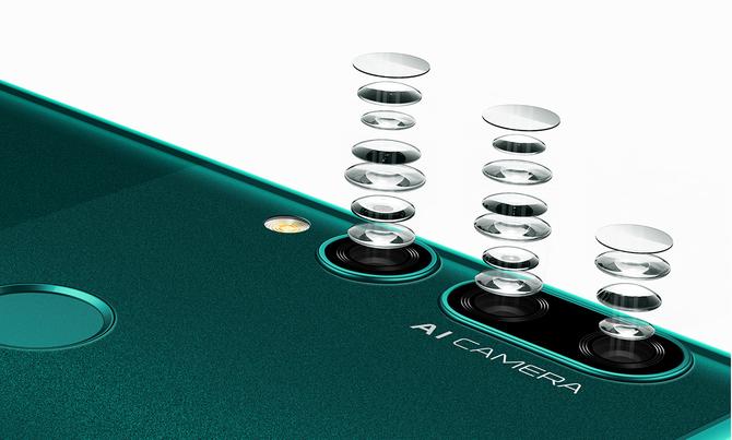 Huawei Y9 Prime (2019) - premiera średniaka z wysuwaną kamerką [1]