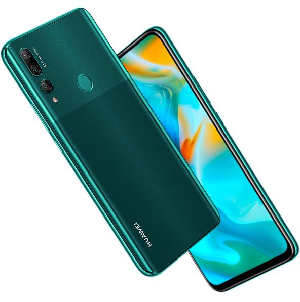 Huawei Y9 Prime (2019) - premiera średniaka z wysuwaną kamerką [2]