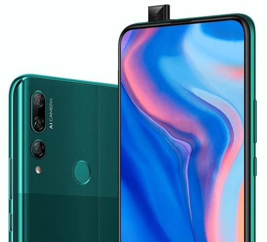 Huawei Y9 Prime (2019) - premiera średniaka z wysuwaną kamerką [3]