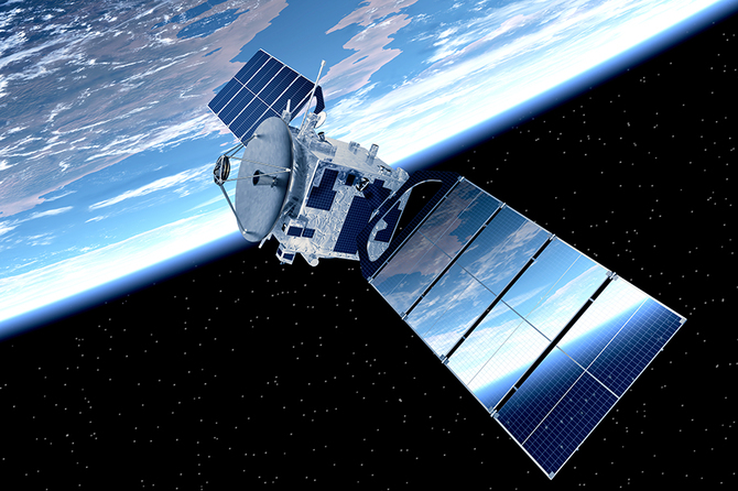 Satelity Starlink: Musk publikuje zdjęcia tuż sprzed wyniesienia [1]