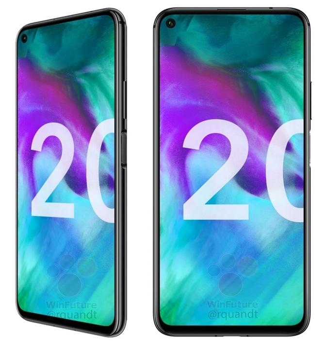 Honor 20 - poznaliśmy wygląd i specyfikację smartfona [2]