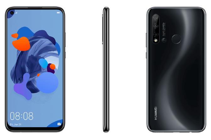 Huawei P20 Lite 2019 - odświeżony model z czterema obiektywami [1]
