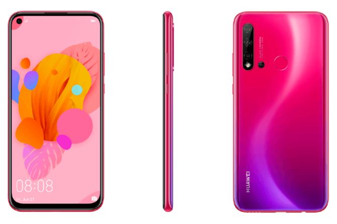 Huawei P20 Lite 2019 - odświeżony model z czterema obiektywami [2]