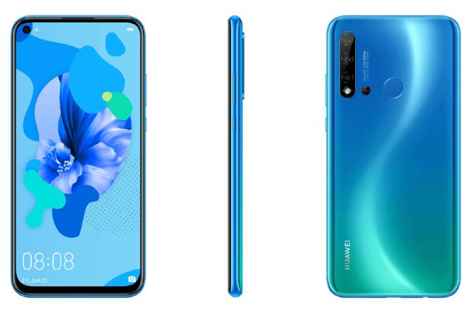 Huawei P20 Lite 2019 - odświeżony model z czterema obiektywami [3]