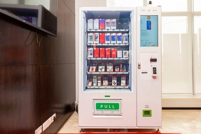 Mi Express Kiosk: Urządzenia Xiaomi do nabycia w automatach [1]
