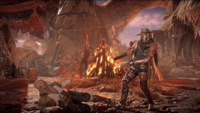 Będzie nowy film Mortal Kombat - zdjęcia ruszają w tym roku [2]