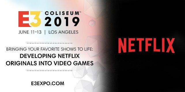 Netflix będzie na E3. Co pokaże podczas imprezy dla graczy? [1]