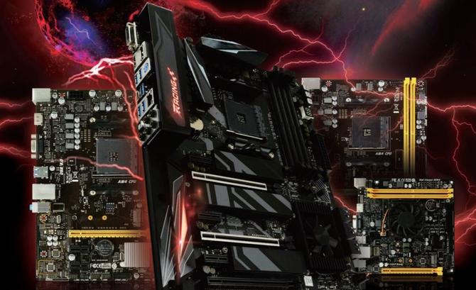 Chipset AMD X570 będzie wymagał aktywnego chłodzenia?  [1]