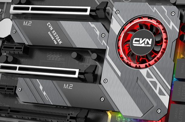 Chipset AMD X570 będzie wymagał aktywnego chłodzenia?  [3]