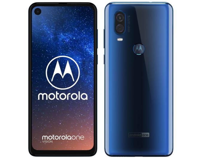 Motorola One Vision: Debiut średniaka dla amatorów fotografii [2]