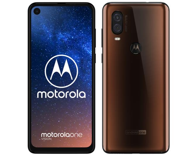 Motorola One Vision: Debiut średniaka dla amatorów fotografii [3]