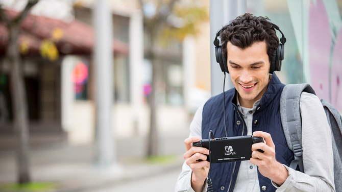 Nintendo Switch pobiło sprzedaż PlayStation 4 w Japonii [2]