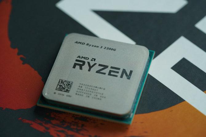 AMD Ryzen 5 3400G i Ryzen 3 3200G - specyfikacja techniczna APU [2]