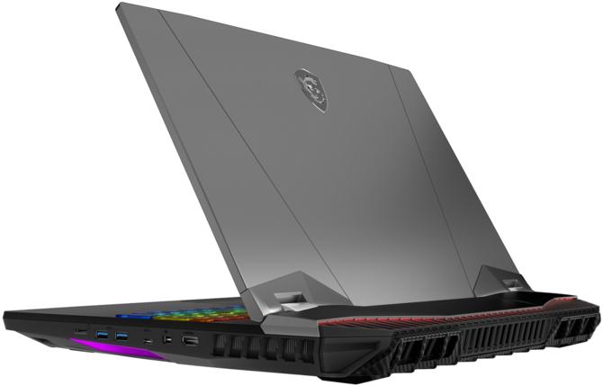 MSI GT76 na horyzoncie - następca topowego laptopa GT75 Titan [1]
