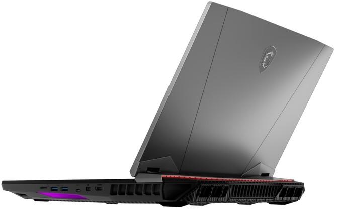 MSI GT76 na horyzoncie - następca topowego laptopa GT75 Titan [2]