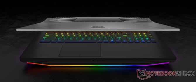 MSI GT76 na horyzoncie - następca topowego laptopa GT75 Titan [4]