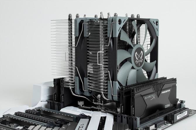 Scythe Fuma 2 - Wydajniejsza wersja cenionego coolera CPU [2]