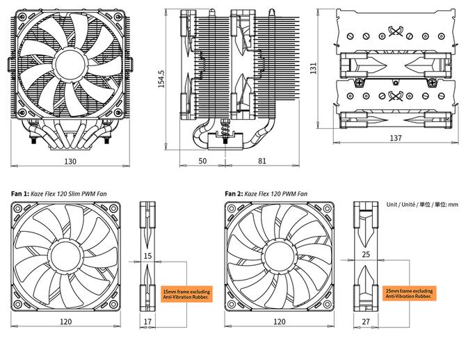 Scythe Fuma 2 - Wydajniejsza wersja cenionego coolera CPU [3]