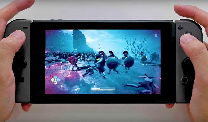 Nintendo również skorzysta z Microsoft Azure do streamingu gier? [1]