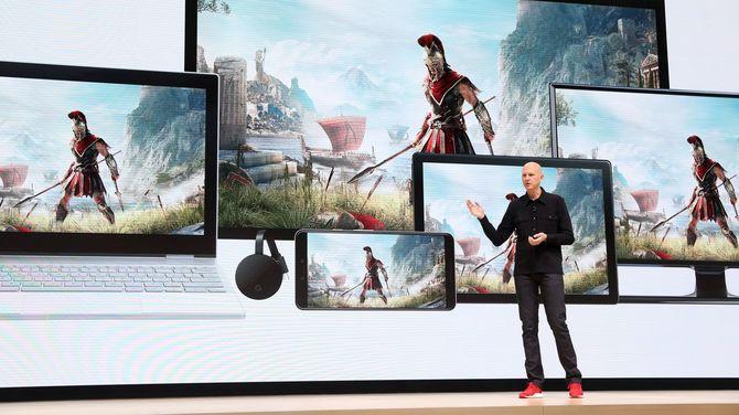 Google Stadia będzie korzystać z architektury AMD Vega 14 nm? [1]