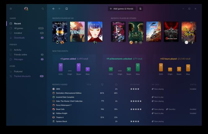 GOG 2.0 - gry z wszystkich platform i konsol w jednym miejscu [2]